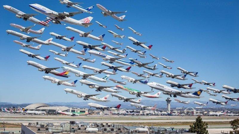 Всемирный слет самолетов