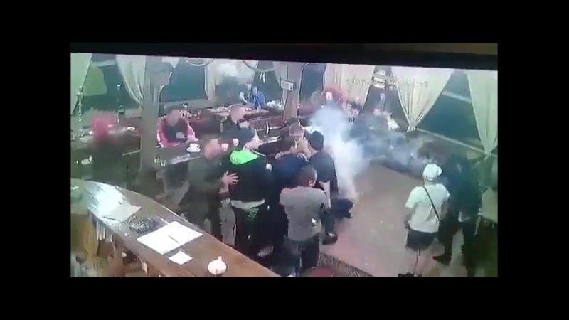 Кузбасского криминального авторитета Жестокова расстреляли на банкете в честь его досрочного освобож