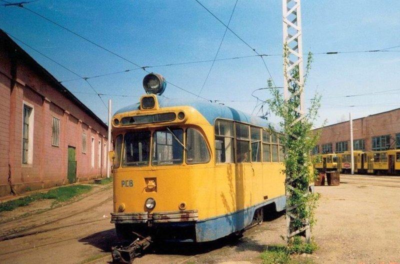 Трамваи постсоветского пространства: Казахстан