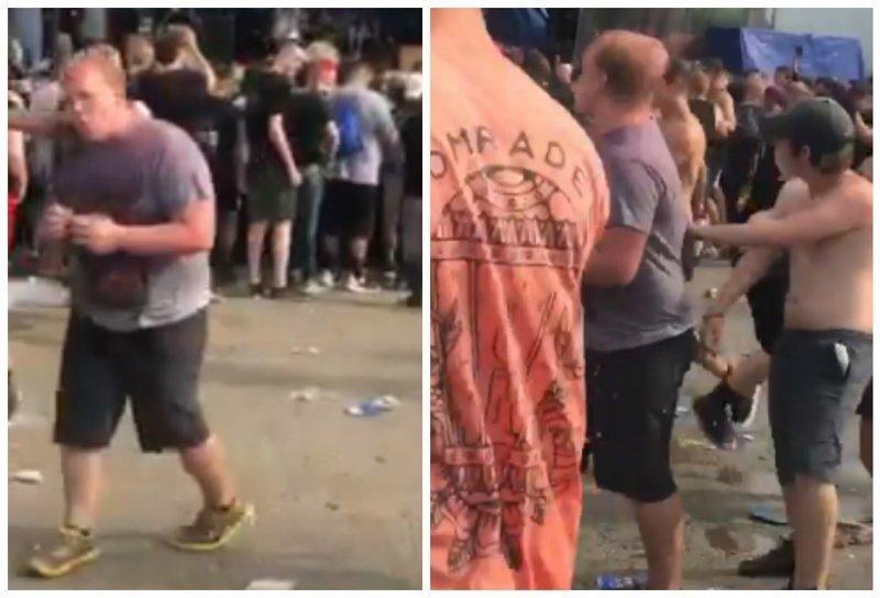 Парень попытался поесть бобов во время слема и стал знаменитым