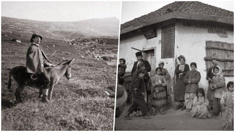 26 уникальных фотографий повседневной жизни Балкан в начале ХХ века