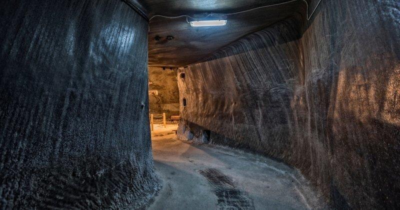 Прогулка по соляной шахте Турды, которую превратили в парк развлечений