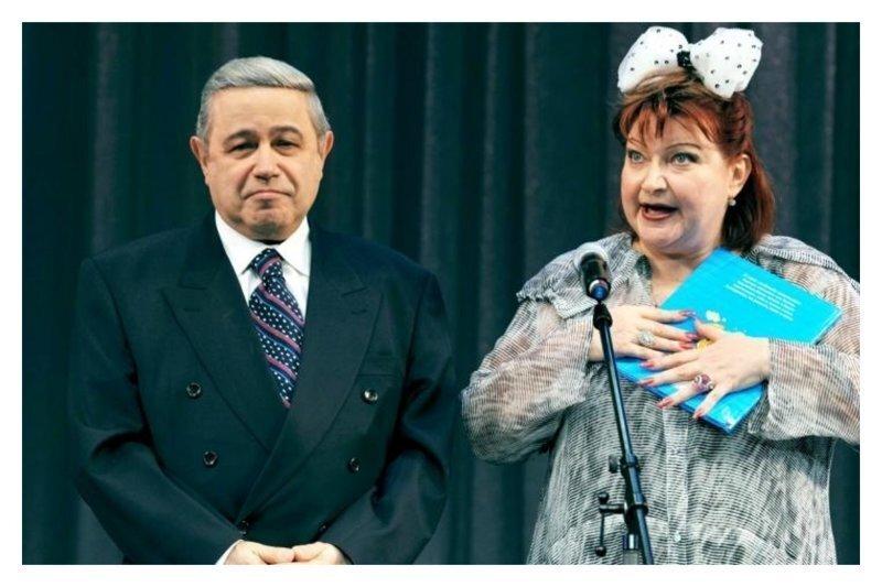 Петросян и Степаненко всё: разводятся и делят имущество