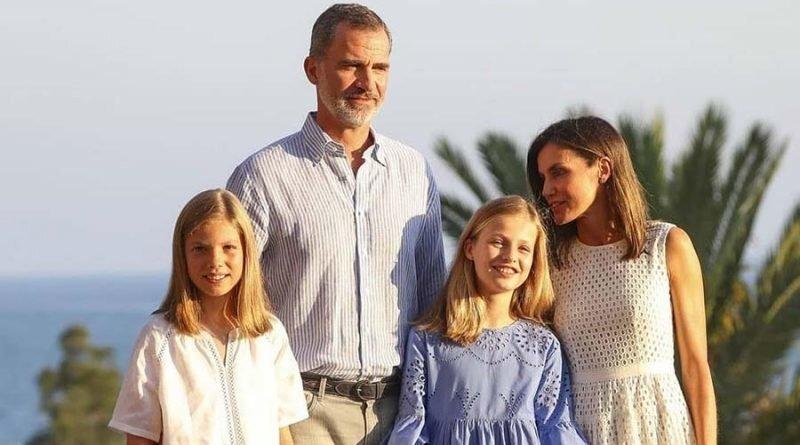 «Самые красивые принцессы Европы» — Леонор и Софи