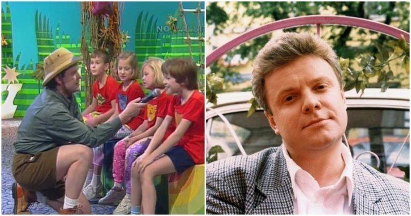 Сергей Супонев - лучший друг детей 90-х