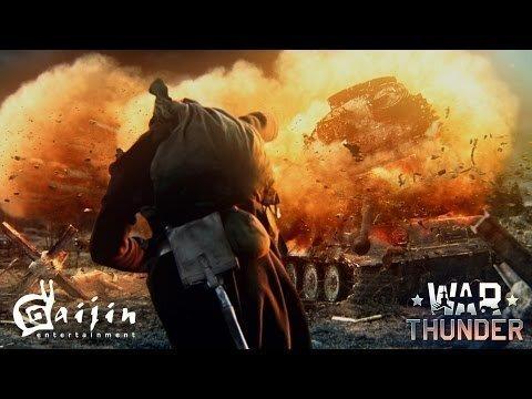 "Фотопост со съемок трейлера ""Победа за нами"" к игре ""War Thunder"" (2014 год)"