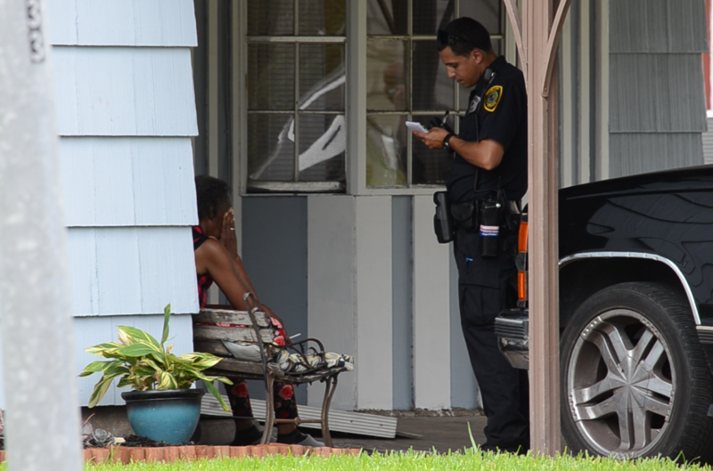 Пенсионерка из Хьюстона выстрелила в извращенца, пытавшегося забраться в ее дом