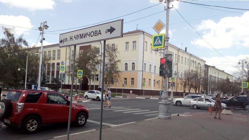 Почему Чумичов, а не Красин?