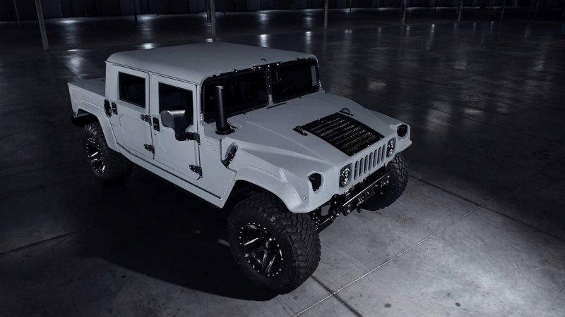 Компания Mil-Spec Automotive возродила и доработала Hummer H1