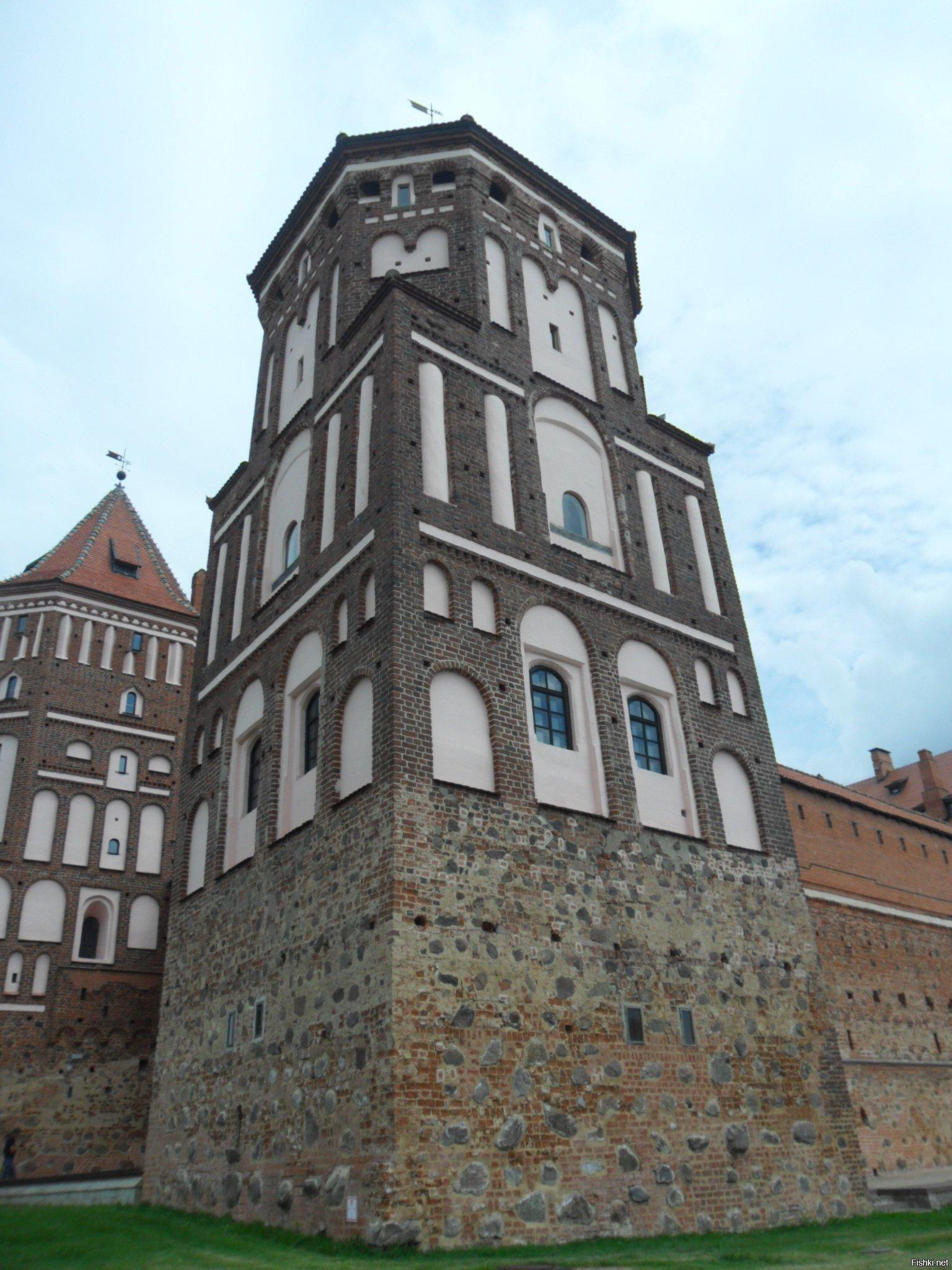 Мирский и Несвижский замки (XVI век)