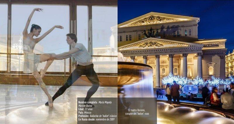 """""""В конце концов, это Россия выбрала меня"""": балерина и художник о переезде в Россию"""