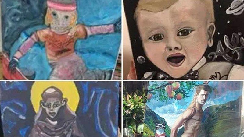Искусство секонд-хэнд: ужас на витрине