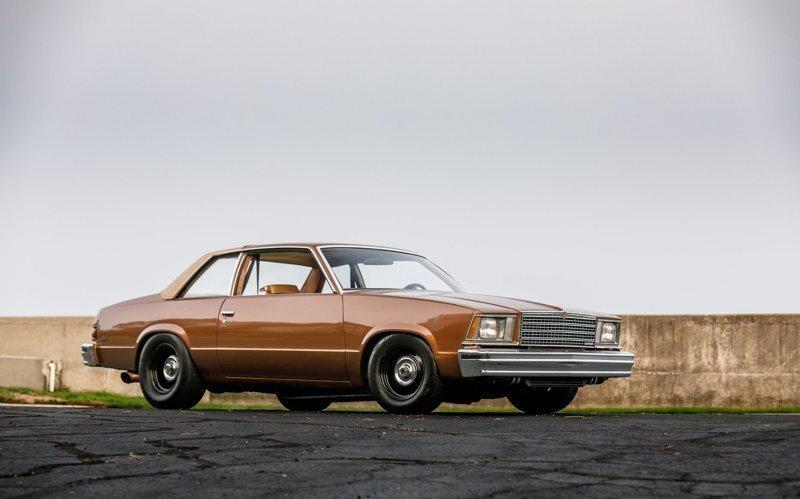 1981 Chevrolet Malibu Classic Coupe