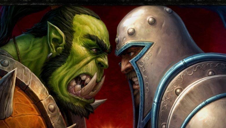 Нужно больше золота: серия игр Warcraft