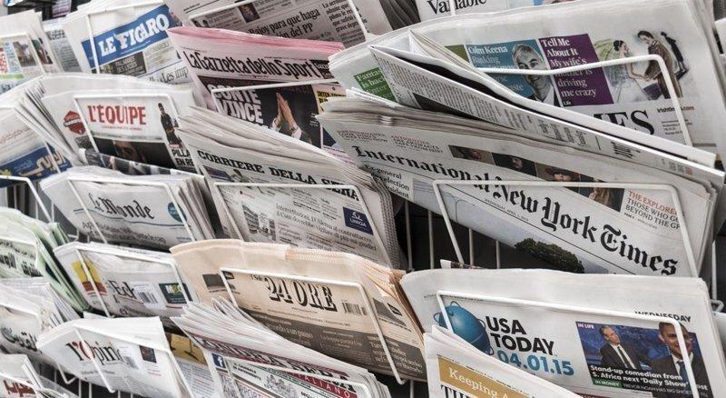 Западные СМИ как они есть