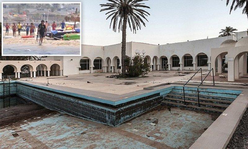 Отели Туниса, заброшенные и забытые
