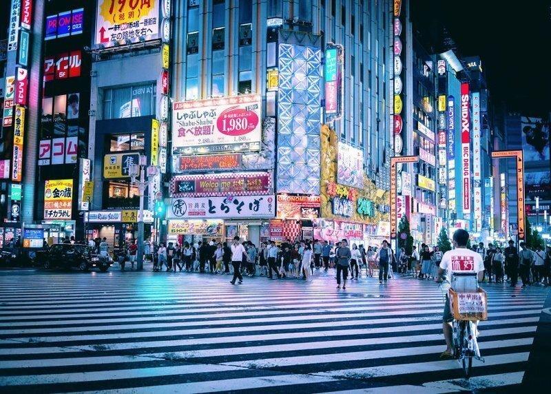 Огни ночного Токио: фотографии, после просмотра которых вы захотите посетить столицу Японии