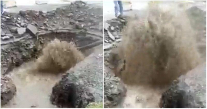 Братья Марио в деле: нелегкие будни водопроводчиков во Владикавказе