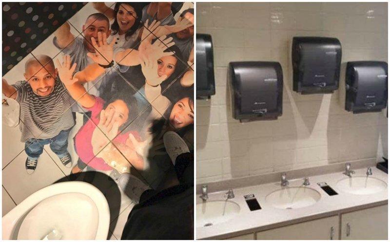 Дизайнер слегка облажался: 20 примеров самого идиотского дизайна туалетов