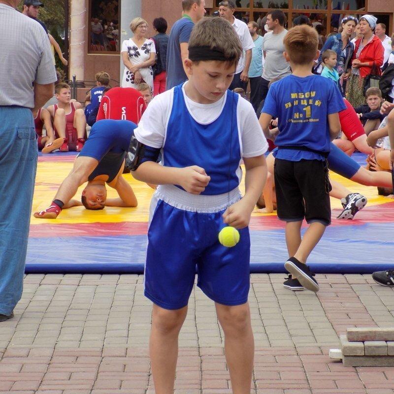 День города в Славянске-на-Кубани