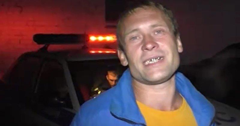 Пьяный кировский автомобилист научил гаишников ездить правильно