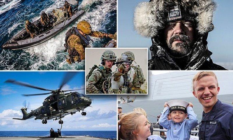 """Британский флот подводит итоги """"флотоконкурса"""""""