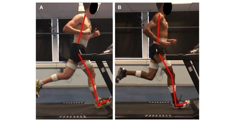 Без травм: ученые поделились снимками правильной техники бега