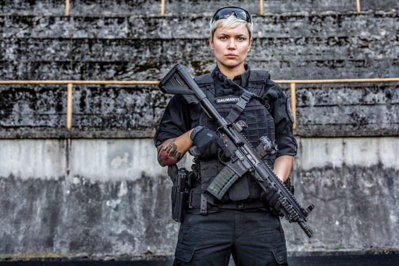 Телохранитель президента Литвы