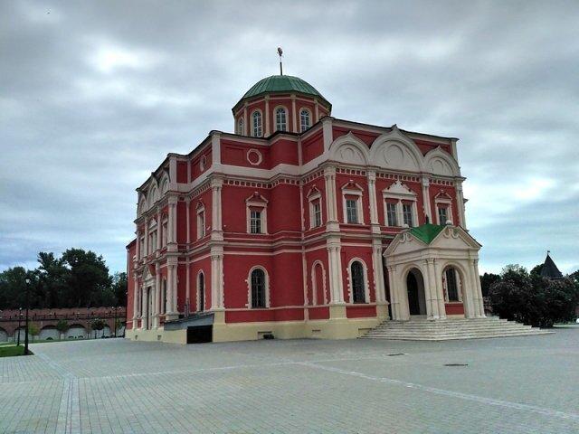 Тула, часть 3 — Музей оружия в Кремле