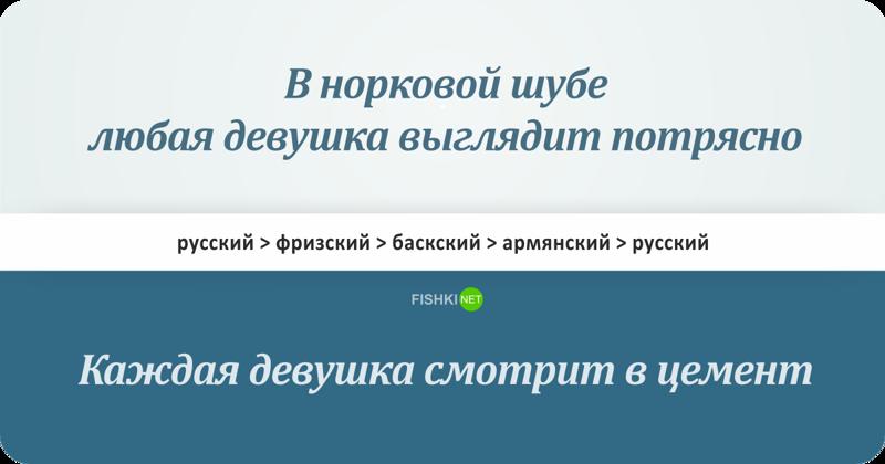 Переводи меня полностью: пост-картошка о работе Google Translate
