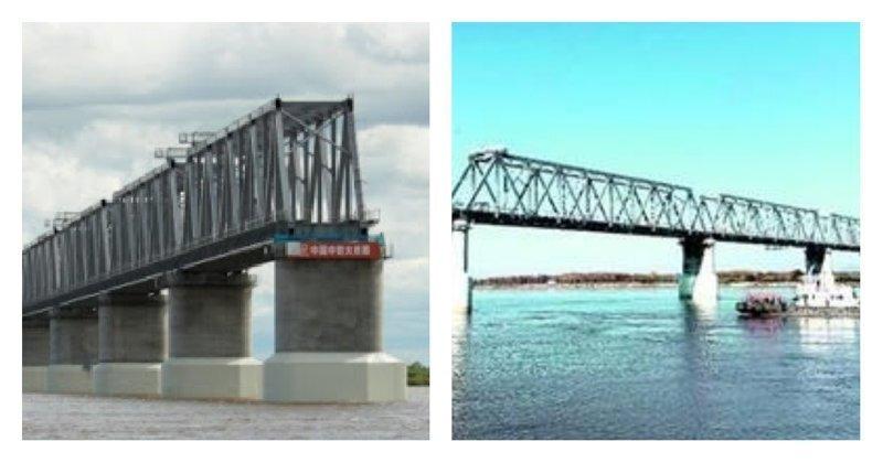 Китай закончил строительство своей части моста через Амур, а Россия жалуется на отсутствие средств