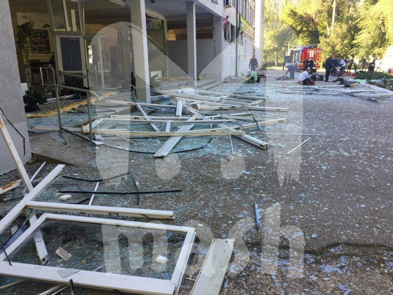 В Керчи: число погибших выросло до 19, ищут сообщников и пропавших студентов