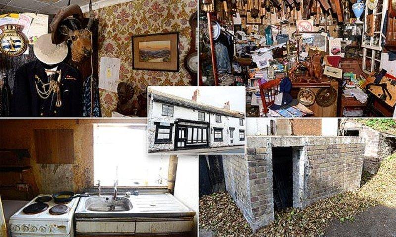 Дом-памятник в Линкольншире продается по сходной цене