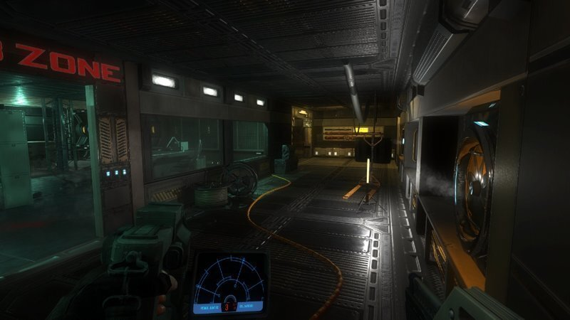 Вышло новое демо по игре Alien: Hope for the future - играйте
