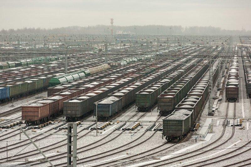 Крупнейшая станция в Европе, построенная с нуля