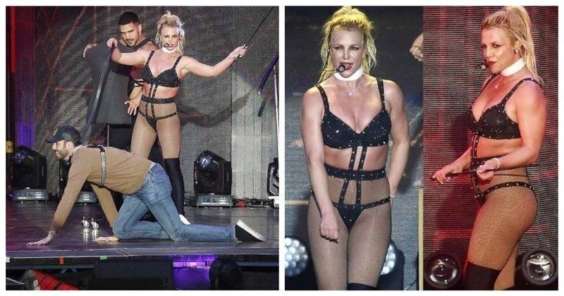Бритни Спирс шокировала своих фанатов БДСМ-наклонностями