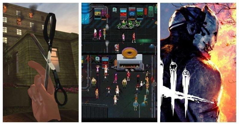 Под маской психопата: 9 игр о кровавых невменяшках