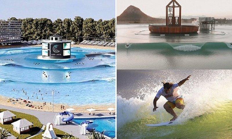 В Австралии открыли бассейн для серферов