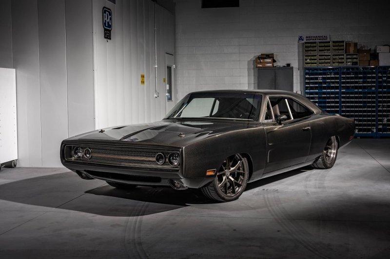 "Dodge Charger ""Evolution"": карбоновый демон от ателье SpeedKore"
