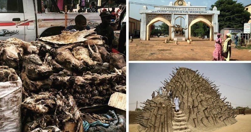 Бамако — столица хлопкового региона Африки