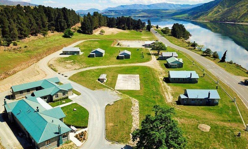 В Новой Зеландии на продажу выставили заброшенную деревню