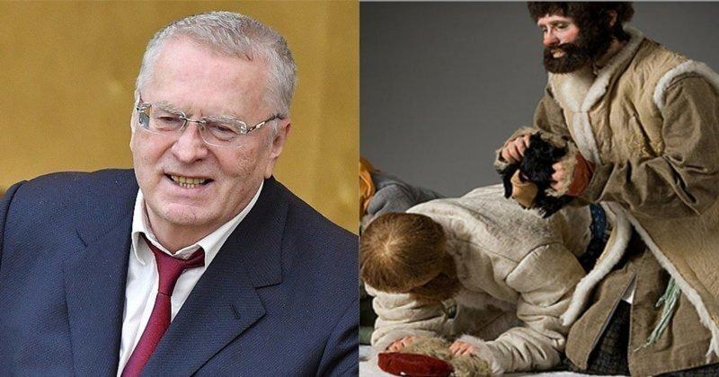 Жириновский предложил переименовать губернаторов в хозяев, а фермеров - в кулаков