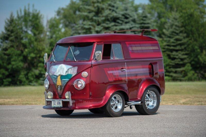 Volkswagen T1 «Shorty» - микроавтобус из страны Оз