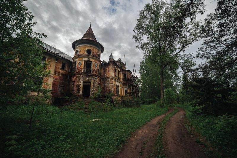 Заброшенные усадьбы России. Часть 2