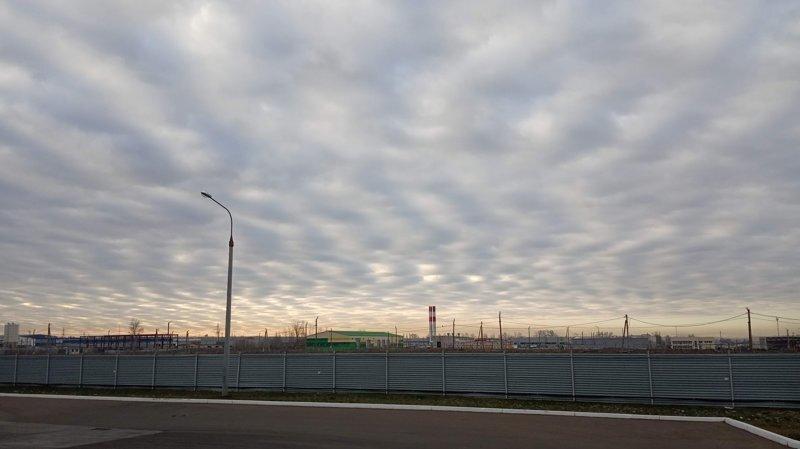 Небо лоскутами