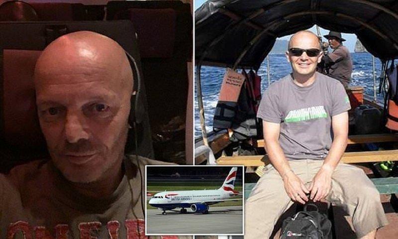 Британец судится с авиакомпанией из-за полета по соседству с толстяком
