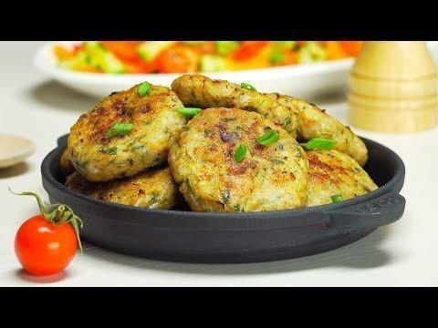 Вкусные, нежные, аппетитные куриные котлеты