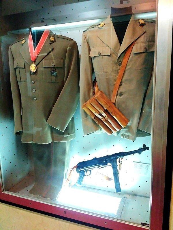 Белград, часть 12 — Военный музей (окончание)