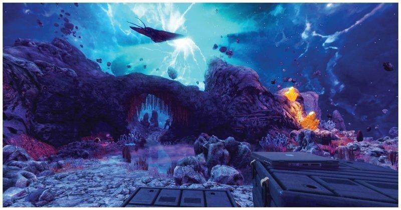 Half-Life 20 лет! Разработчики её фанатского ремейка показали трейлер обновленного инопланетного мира Зен