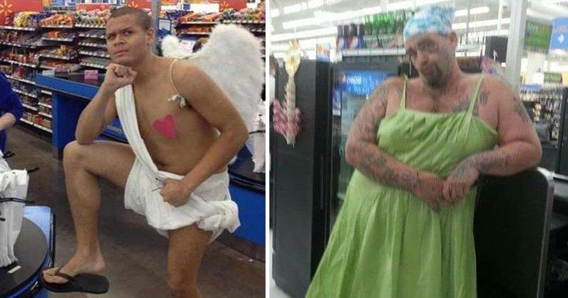 20 доказательств того, что истинный законодатель мод зовется Walmart